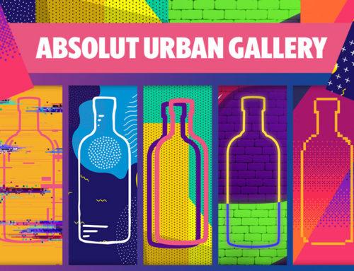 Câștigă Bilete la Untold cu ABSOLUT Urban Gallery!