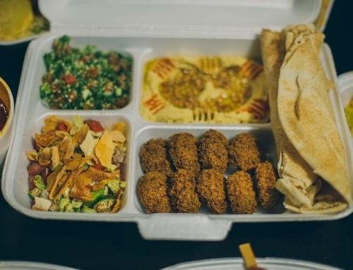 Mâncare Libaneză de la Alysar Direct la Ușa Ta