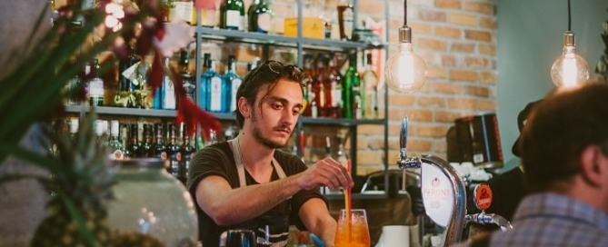 Animaletto Bar Bartender