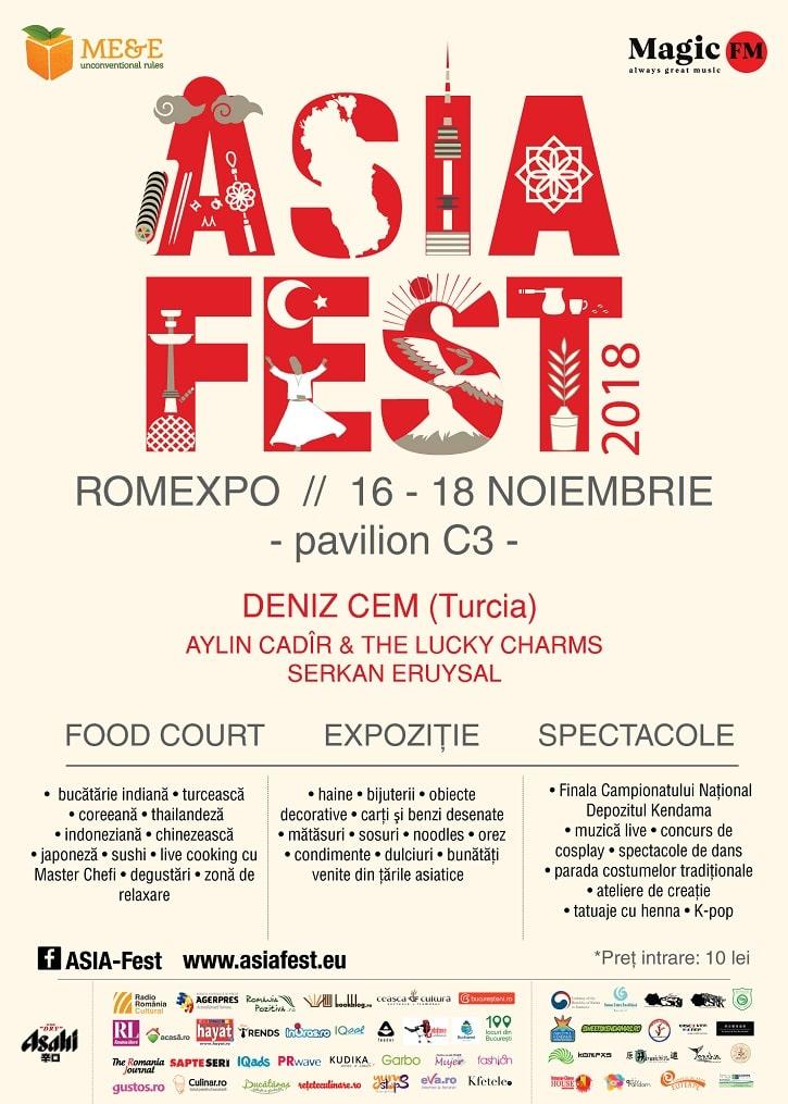 Asia Fest 2018