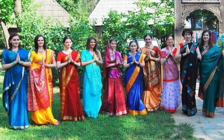 Asia Fest costume tradiționale