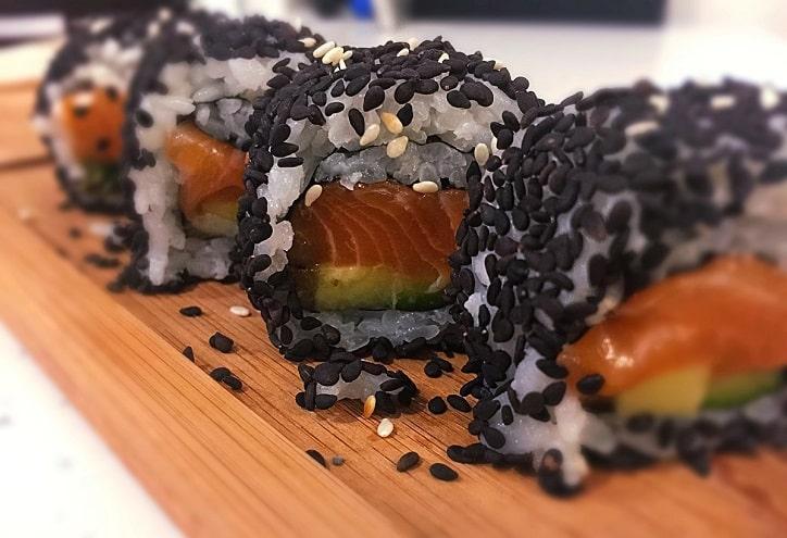 Asia Fest sushi
