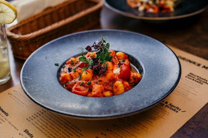 Bryo Appetite Gnochi Pomodori Mozzarella