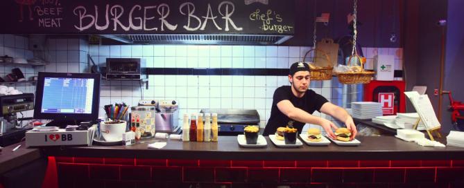 Burgerbar Centrul Vechi