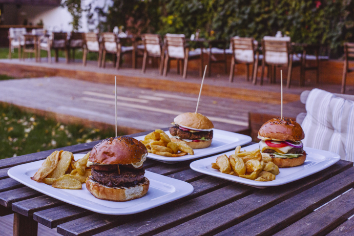Burgerz Gradina Floreasca Yumstops