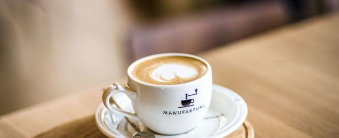 Cafenea Manufaktura by Doncafe
