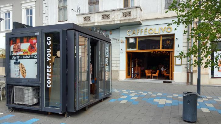 Caffe Olivo Cluj Napoca Yumstops