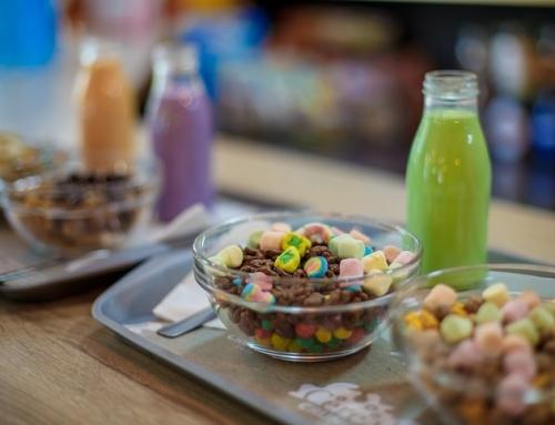 Cereal Crunch Cafe, Pentru Copilul din Tine