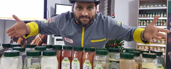 Chef Mehrzad Moghazehi