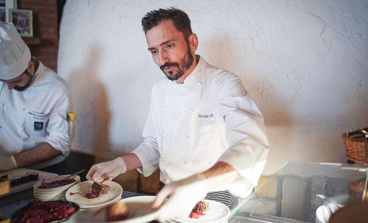 Chef Nicolae Lică_JW Marriott