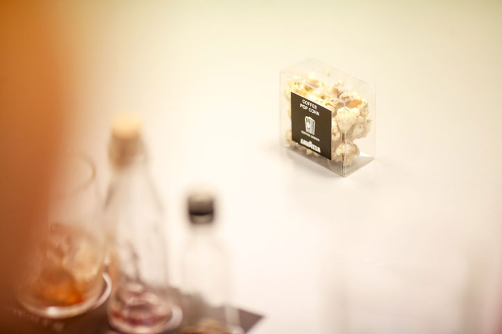 Coffee-Popcorn