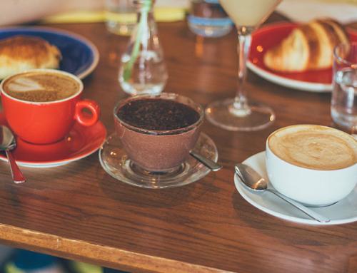 Color One Coffee – La Cafea Bună în Cotroceni
