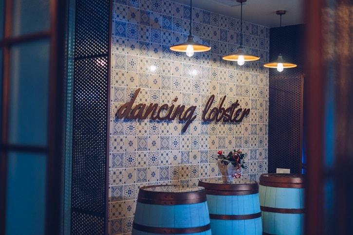 Dancing Lobster Bucharest Restaurant Portughez
