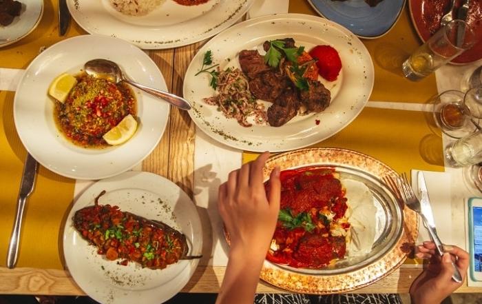 Divan Barbu Vacarescu Restaurant Review
