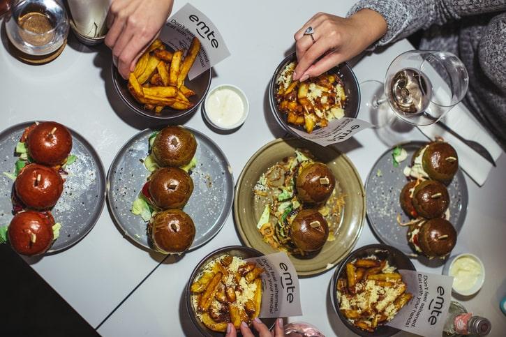 Emte Restaurant Burgers Bucuresti