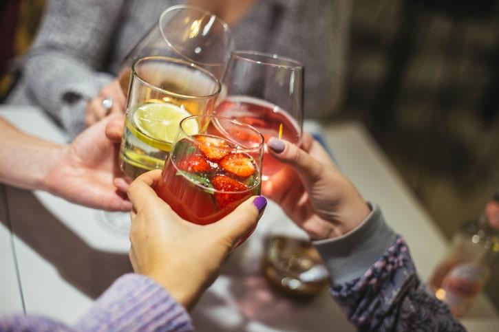Emte Restaurant Drinks