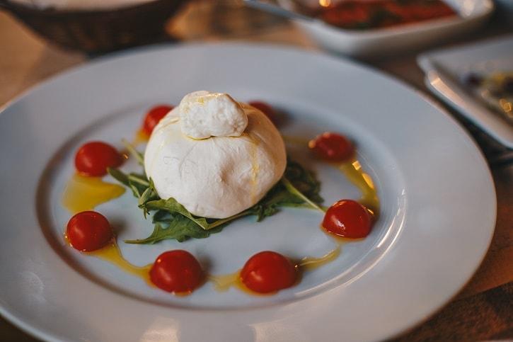 Gastronomika Burrata Bivolita
