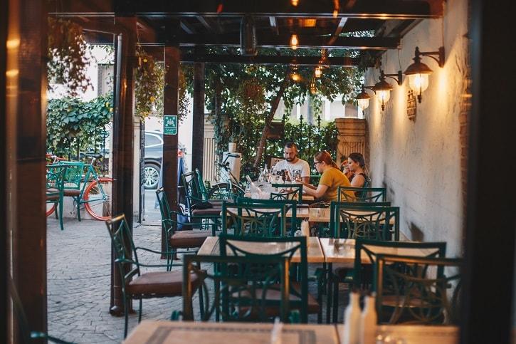 Gastronomika Gradina Bucuresti