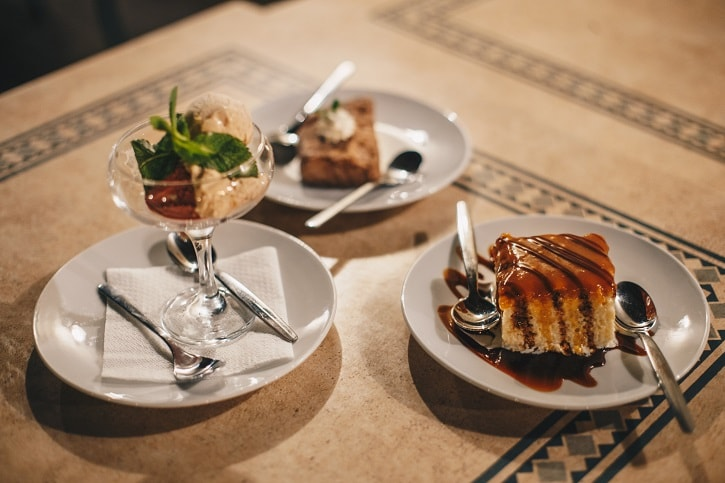 Gastronomika Trileqe Prajitura Albaneza