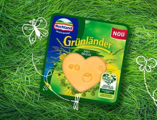 Grünländer de la Hochland – Brânza cu Suflet Verde
