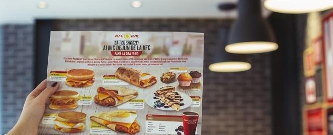 KFC AM Mic Dejun