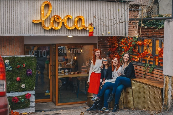 Loca Low-Carb Bucuresti