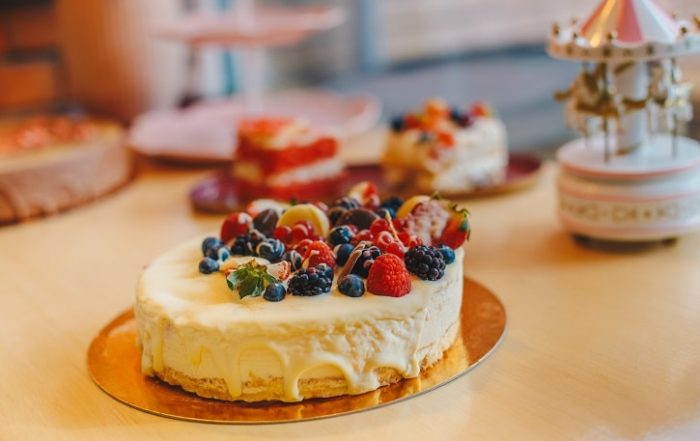 Loca Low-Carb Tort Fructe Fara Zahar
