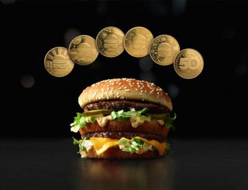 McDonald's Lansează MacCoins de Aniversarea Burgerului Big Mac