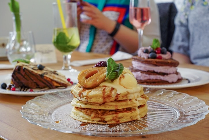 Maison de Crepes Clatite Pancakes Recenzie