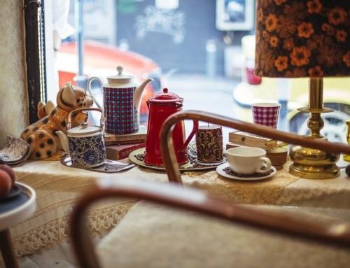 Viața Bate Filmul în Cafeneaua Sufragerie Milu Cafe