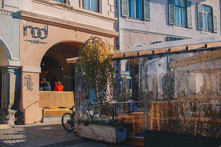 Nod Sibiu Cafenea Piata Mica