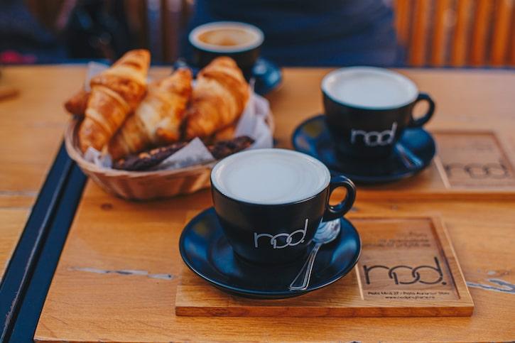 Nod Sibiu Masala Chai Latte