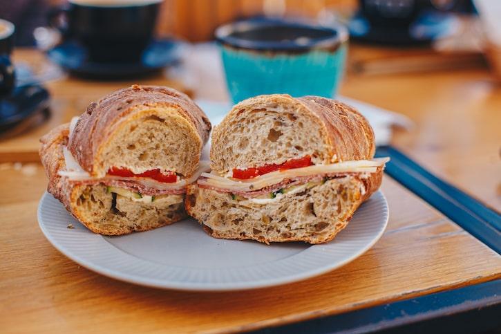 Nod Sibiu Sandwich Ciabatta