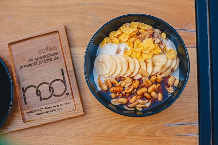 Nod Sibiu Yogurt Bowl