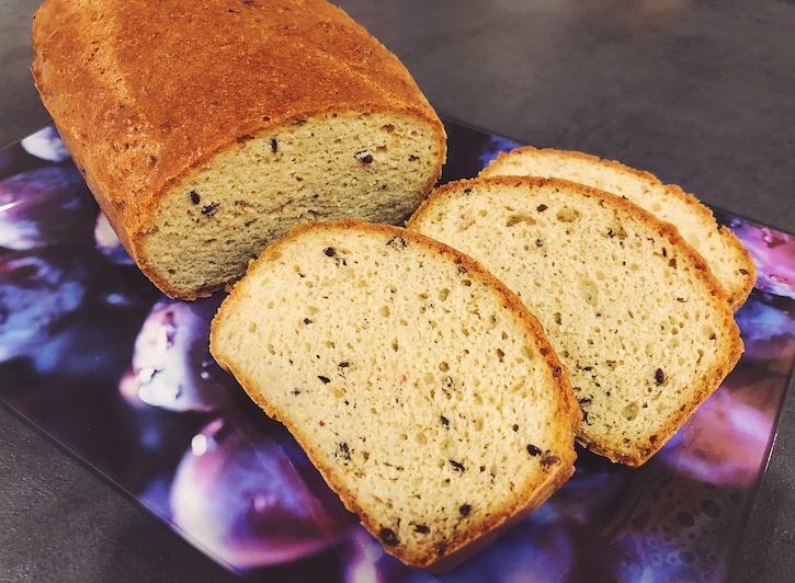 Pâine keto rețetă