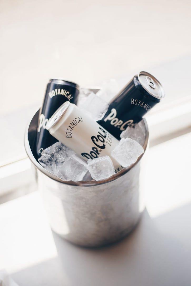 Pop Cola Zero