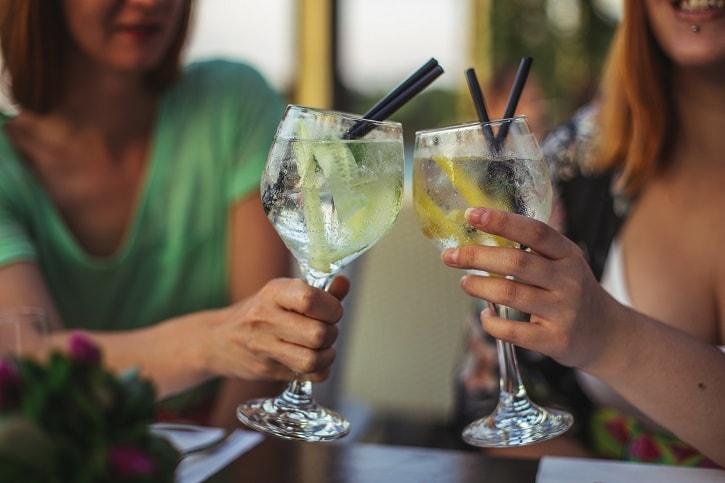 Restaurant Herastrau Gin Tonic