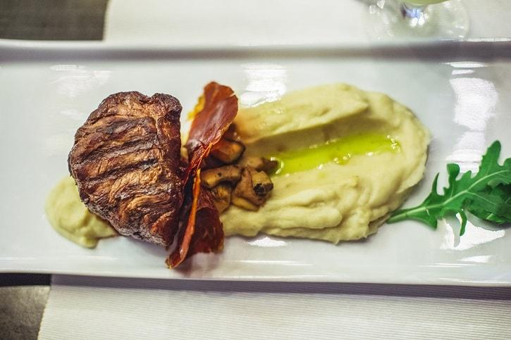 Restaurant Herastrau Muschi Vita Uruguay