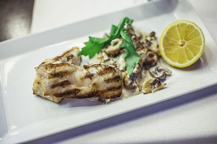 Restaurant Herastrau Salau Gratar Ciuperci