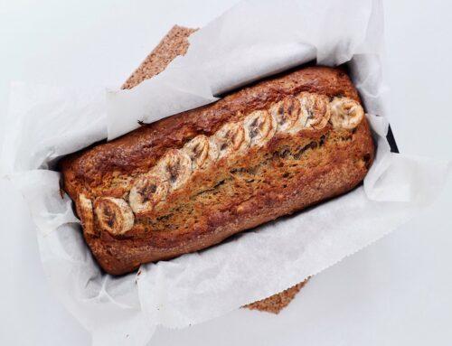 Cel mai bun Banana Bread (chec cu banane)