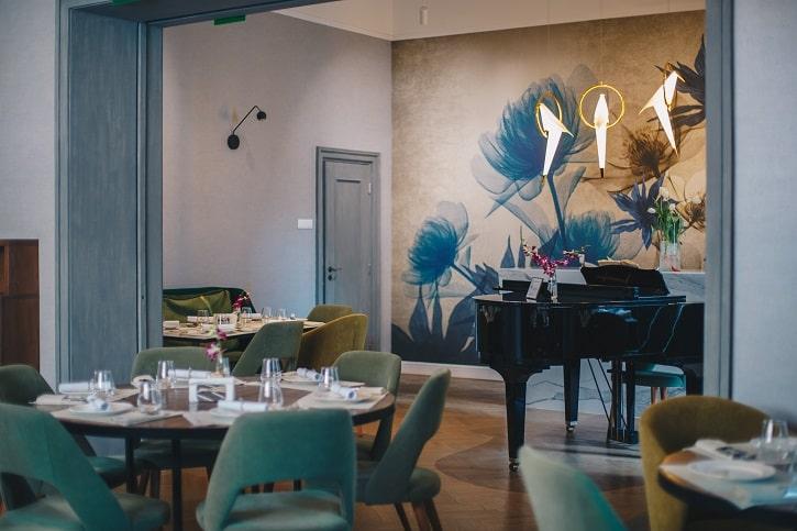 Savart Restaurant Elegant Bucuresti