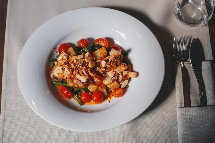 Savart Salata de Caracatita