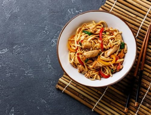 Shan´Shi, ingredientele perfecte pentru un wok rapid