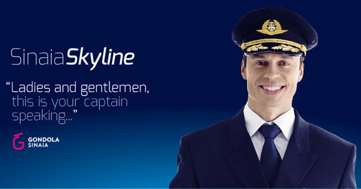 Sinaia SkyLine Captain