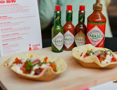 TABASCO – tradiție, gust și versatilitate