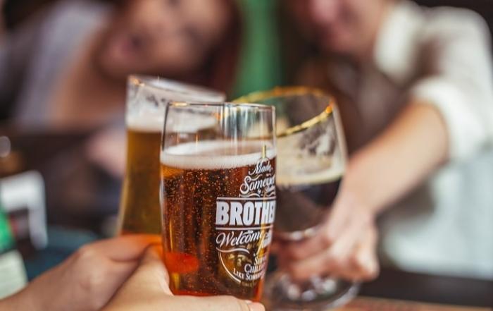 The Harp Pub Cheers