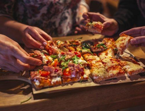 Treevi, Pizza ca în Italia la Doi Pași de Centrul Capitalei