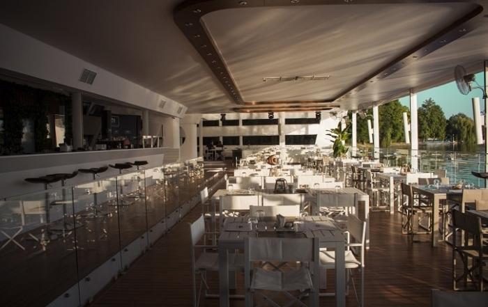 Yacht Restaurant Bucharest Yum Stops