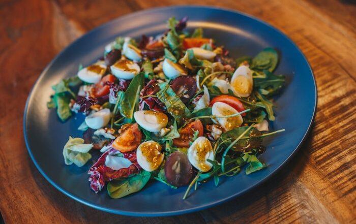 Yolk Verde Salata low carb gluten free