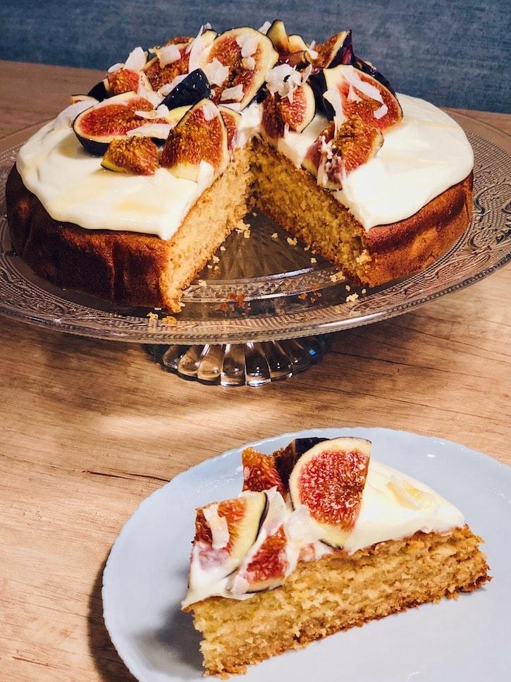 prajitura cu smochine tort